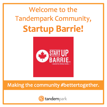 Welcome Startup Barrie