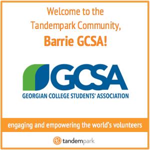 Welcome GCSA Barrie