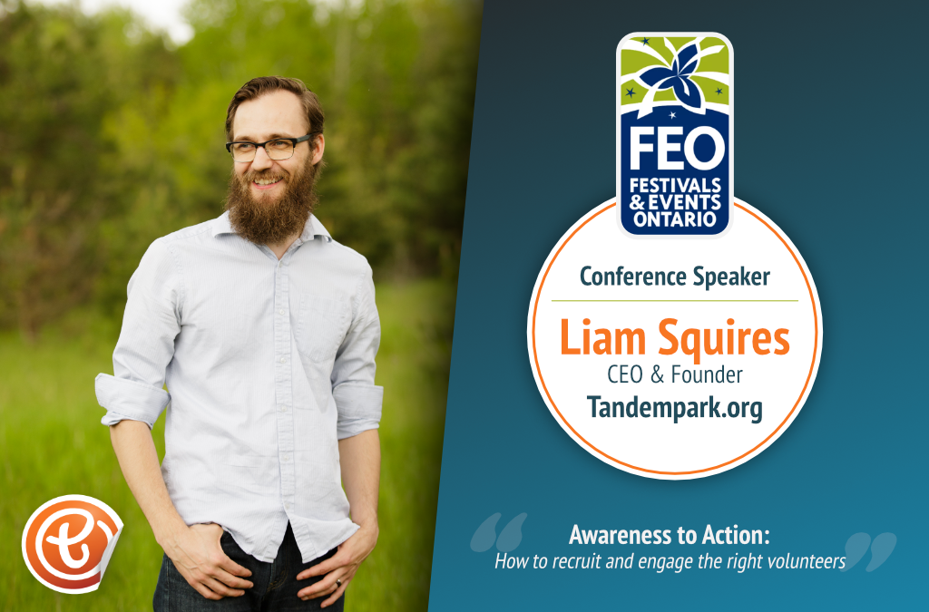 Tandempark Founder to lead session at FEO Conference